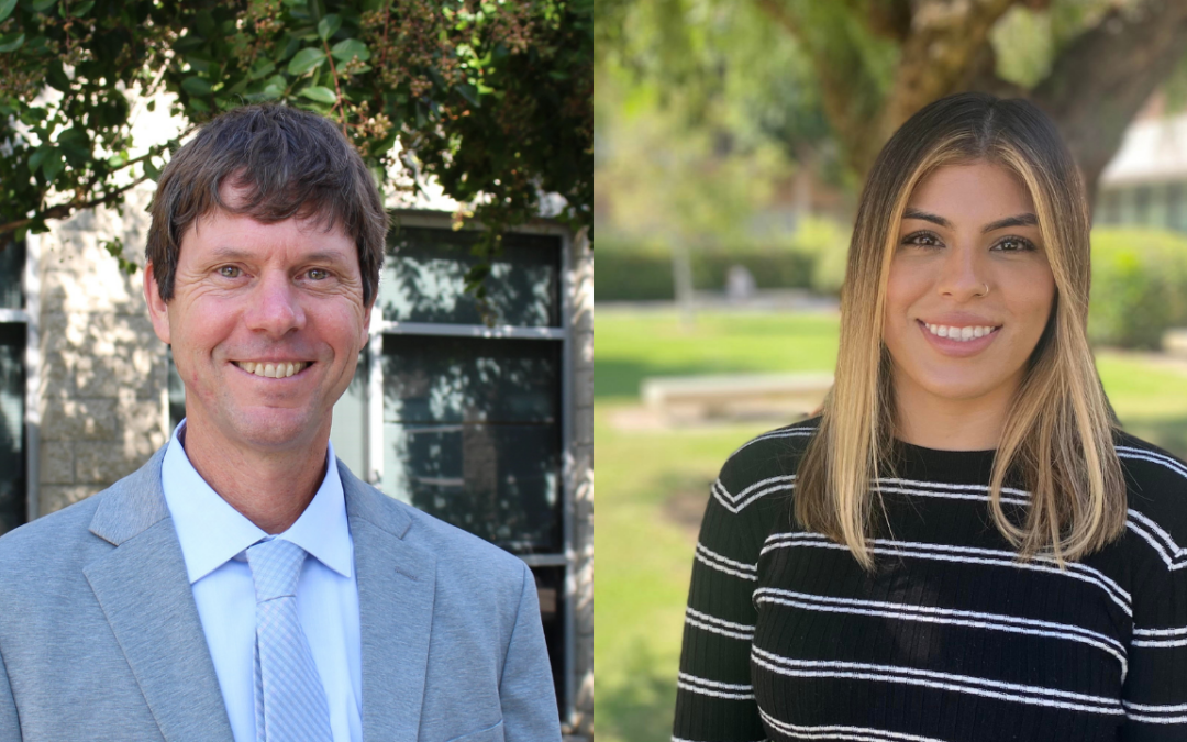 GIA Welcomes Two New Employees